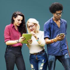 EINSTIEG SocialMedia mit Fachdeutsch - Berufswegfindung, Verbesserung der Arbeitsplatzchancen, Nachqualifizierungsvorbereitung