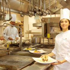 Helfer/-in Küche und Hauswirtschaft mit berufsbezogenem Deutsch