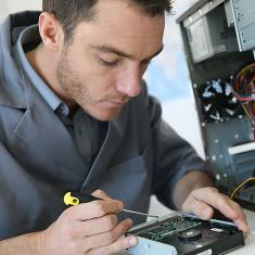 Praktische Umsetzung von IT-Installationen