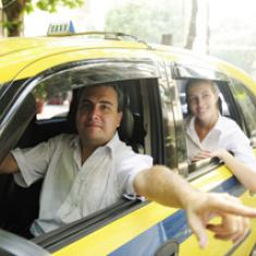 Geprüfte/r Taxi-/Mietwagenunternehmer/in (IHK)